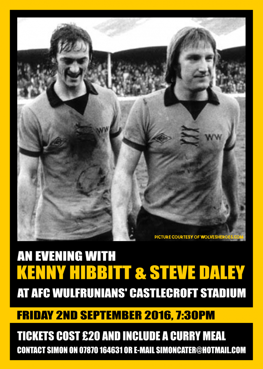 An Evening with Hibbitt & Daley poster